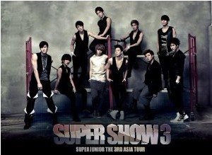SUPER SHOW 3 SUPER JUNIOR THE 3RD ASIA TOUR