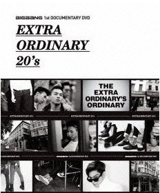 [DVD] BIGBANG 1st DOCUMENTARY DVD