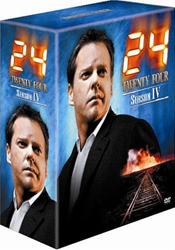 [DVD] 24 -TWENTY FOUR- DVD-BOX シーズン4