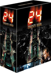 [DVD] 24 -TWENTY FOUR- DVD-BOX シーズン1