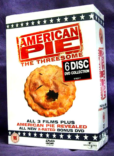 アメリカン?パイ 豪華DVD-BOX シーズン1-6