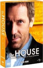 [DVD] Dr. HOUSE/ドクター・ハウス シーズン4