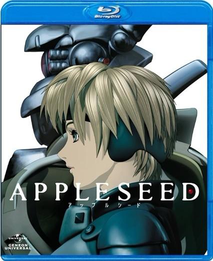 Blu-ray APPLESEED