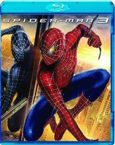 Blu-ray スパイダーマン 3