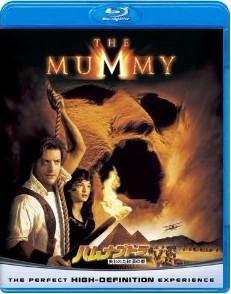 Blu-ray ハムナプトラ/失われた砂漠の都