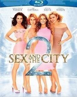 Blu-ray セックス・アンド・ザ・シティ 2 ザ・ムービー