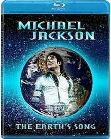Blu-ray MICHAEL JACKSON THE EARTH'S SONG