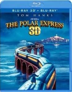 3D&2D Blu-ray ポーラー・エクスプレス