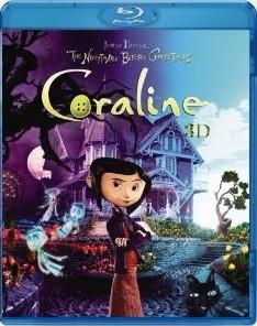 3D&2D Blu-ray コララインとボタンの魔女