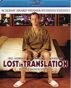 Blu-ray ロスト・イン・トランスレーション