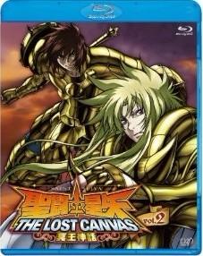 Blu-ray 聖闘士星矢 THE LOST CANVAS 冥王神話 VOL.2