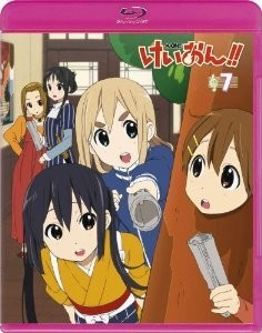Blu-ray けいおん!!(第2期) 7