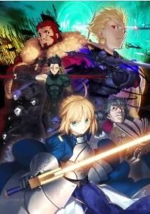 [Blu-ray] Fate/Zero 1+2
