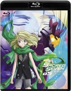 [Blu-ray] セイクリッドセブン 〔Sacred Seven〕 Vol.05