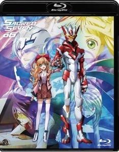 [Blu-ray] セイクリッドセブン 〔Sacred Seven〕 Vol.06(最終巻)