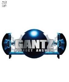 [Blu-ray] GANTZ PERFECT ANSWER