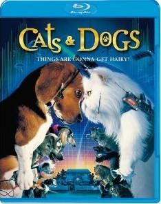 [Blu-ray] キャッツ & ドッグス
