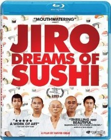[Blu-ray] Jiro Dreams of Sushi