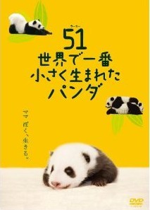 [DVD] 51 (ウーイー) 世界で一番小さく生まれたパンダ