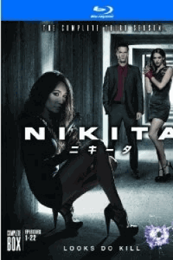 [Blu-ray] NIKITA / ニキータ シーズン 3 vol.1
