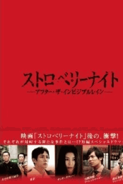 [DVD] ストロベリーナイト アフター・ザ・インビジブルレイン