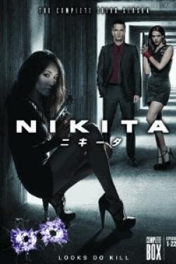 [DVD] NIKITA / ニキータ DVD-BOX シーズン 3