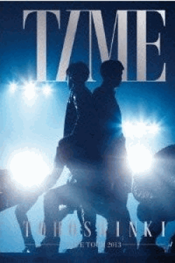 [DVD] 東方神起 LIVE TOUR 2013 ~TIME~
