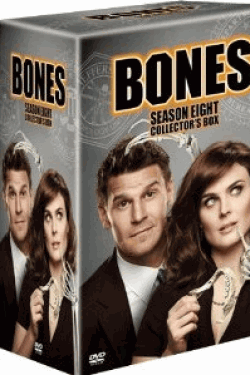 [DVD] BONES-骨は語る- シーズン8