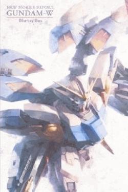 [Blu-ray] 新機動戦記ガンダムW 3