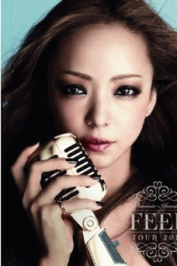 [DVD] namie amuro FEEL tour 2013