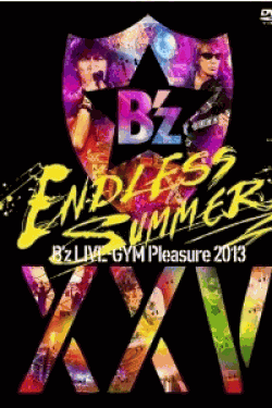 [DVD] B'z LIVE-GYM Pleasure 2013 ENDLESS SUMMER-XXV BEST-