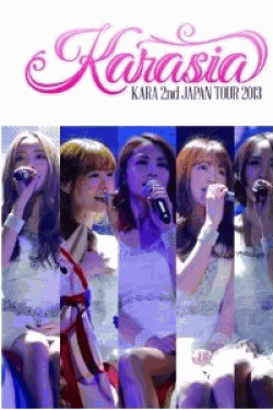 [DVD] KARA 2nd JAPAN TOUR 2013 KARASIA