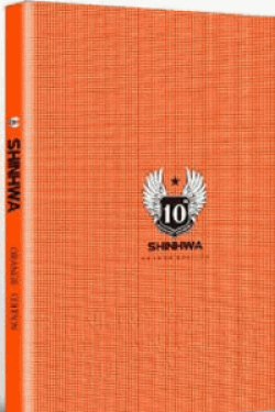 [DVD]Shinhwa 10th Anniversary Live in Seoul DVD - Orange Edition