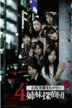 赤川次郎ミステリー 4姉妹探偵団 DVD-BOX