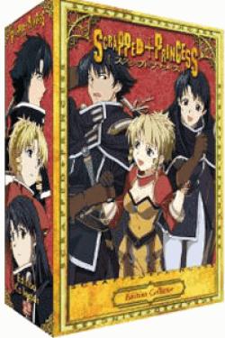 スクラップド・プリンセス DVD-BOX