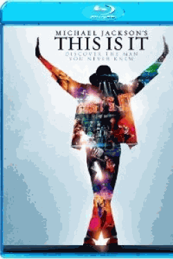 [3D&2D Blu-ray] マイケル・ジャクソン THIS IS IT