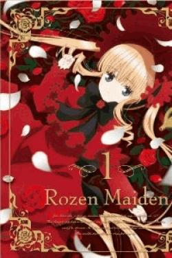 [Blu-ray] ローゼンメイデン 1