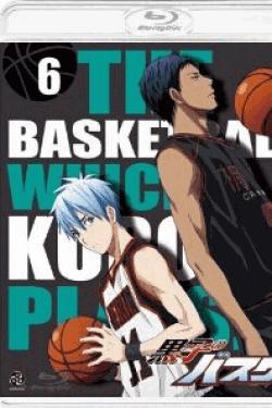 [Blu-ray] 黒子のバスケ 6