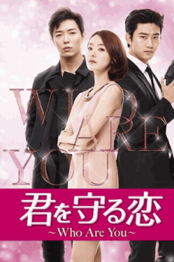 [DVD] 君を守る恋~Who Are You~ DVD-BOX 1+2