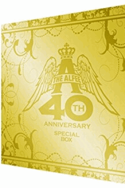 [DVD] THE ALFEE 40th Anniversary スペシャルボックス