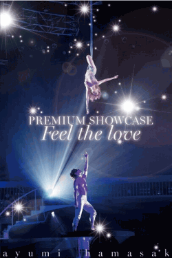 [DVD] ayumi hamasaki PREMIUM SHOWCASE ~Feel the love~