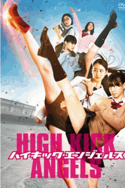 [DVD] ハイキック・エンジェルス