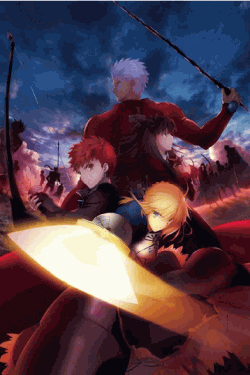 [DVD] Fate/stay night [Unlimited Blade Works]