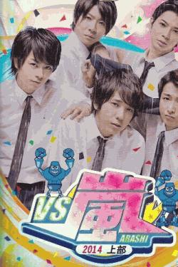 [DVD] VS嵐2014