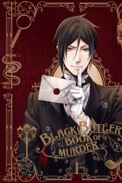 [DVD] 黒執事 Book of Murder 上巻