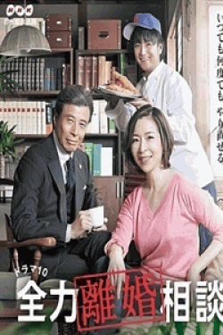 [DVD] 全力離婚相談