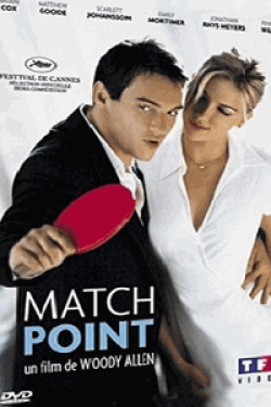 [DVD] Match Point