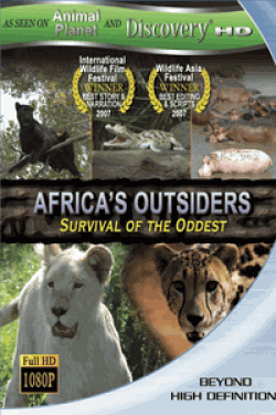 [DVD] Africa's Outsiders