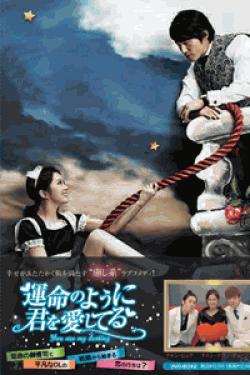 [DVD] 運命のように君を愛してる DVD BOX 1+2【完全版】(初回生産限定版)