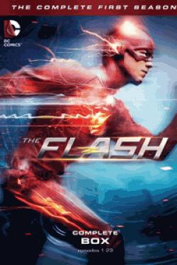 [DVD] THE FLASH / フラッシュ <ファースト・シーズン> コンプリート・ボックス(12枚組)DVD-BOX【完全版】(初回生産限定版)